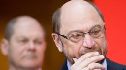Nadelstiche gegen Martin Schulz