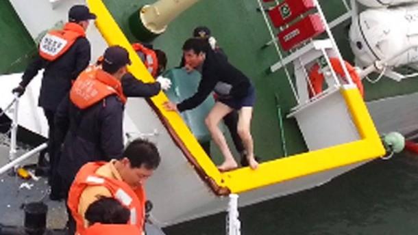 Kapitän der Fähre Sewol wegen vorsätzlicher Tötung angeklagt