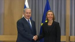 Netanjahu will Europäer überzeugen
