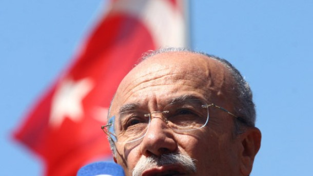 Eine Hochebene nur für die Türken