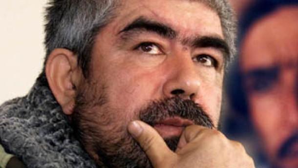 Usbeken-General Dostum wird Minister