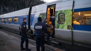 Streit zwischen Paris und Rom um Polizeieinsatz