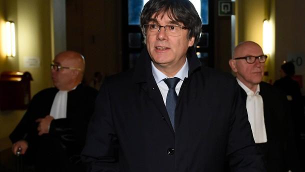 Belgien liefert Puigdemont nicht an Spanien aus