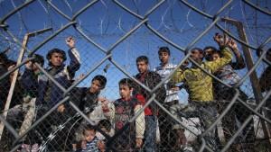 Griechenland plant Grenzzaun zur Türkei