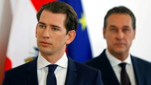 """Das katastrophale Ende des """"türkis-blauen"""" Experiments"""