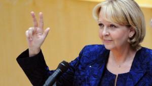 Hannelore Kraft zur Ministerpräsidentin gewählt