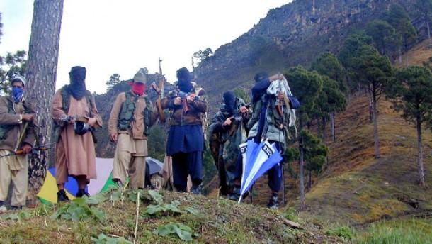 Der Vormarsch der pakistanischen Taliban