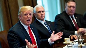Trump und seine Komplizen