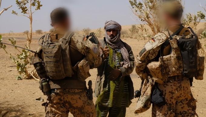 Video starten          Bundeswehr in Mali: Einsatz für den Frieden