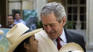 Chávez ärgert Bush