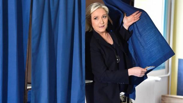 Kampf um den Élysée-Palast: Fünf Fragen und Antworten zur Frankreich-Wahl