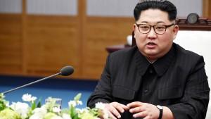Kim wechselt offenbar führende Militärs aus