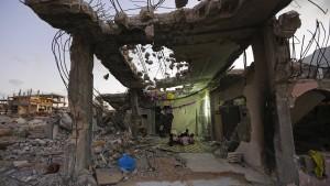 UN-Bericht wirft beiden Seiten Rechtsbruch vor