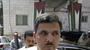 Festnahme in Ramallah