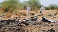 Absturz über Mali bleibt ein Rätsel