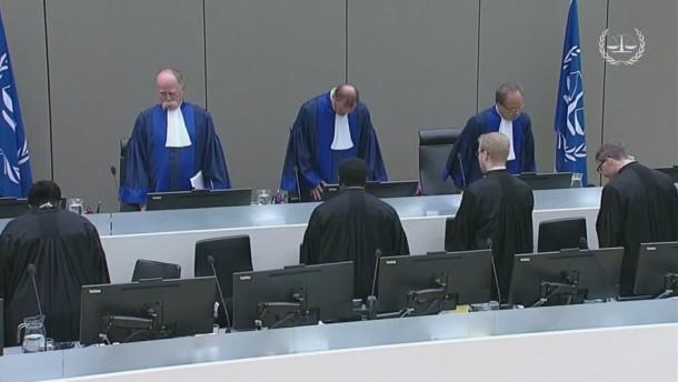 Internationaler Strafgerichtshof will Kriegsverbrechen ahnden