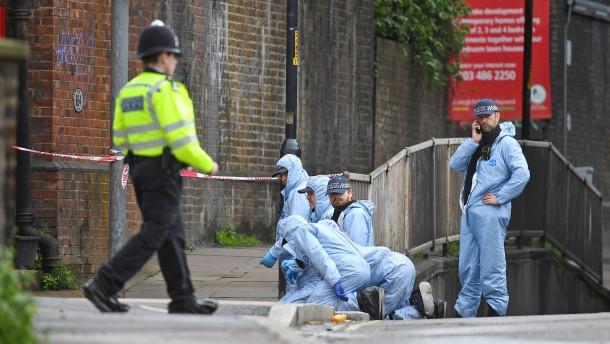 Anklage nach Schüssen auf britische Aktivistin