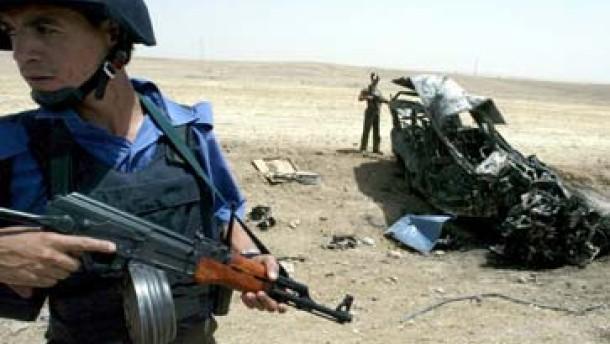 Etwa 50 Tote bei Anschlägen im Irak