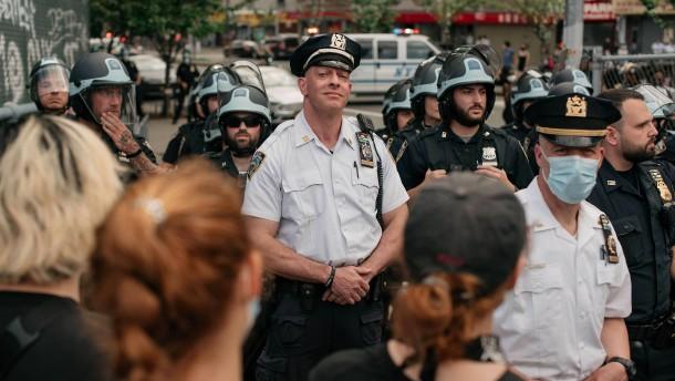 Cops als Lückenfüller