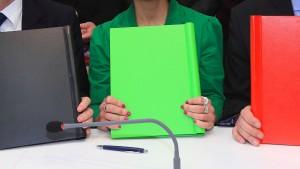 Auch CDU und Grüne bereit zu Kenia-Sondierung