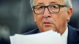 Juncker für Euro-Einführung in allen EU-Ländern