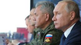 Putin fordert Garantie der Nichteinmischung in Wahlen