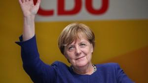 Merkels langer Schatten