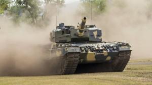 Wenn Freunde einen Panzer planen