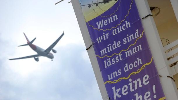 Luftfahrt-Interessen contra Anwohnerschutz