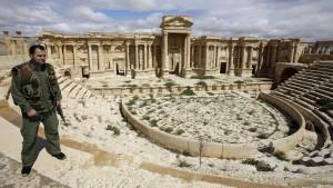 IS bedroht Weltkulturerbe Palmyra