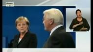 Merkel gegen Steinmeier