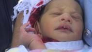 Neugeborenes überlebt fünf Tage in Schacht