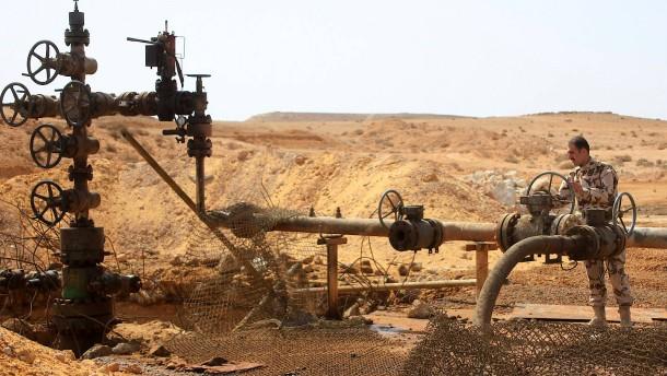 Trumps Traum vom Öl in der Wüste
