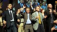 """""""Let's have a party"""" - die europäischen Grünen formieren sich in Rom"""