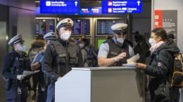 Innenministerium prüft Einreisesperren