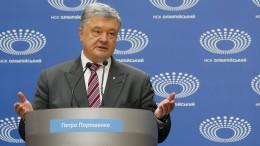 Poroschenko kriegt seinen Herausforderer nicht zu fassen