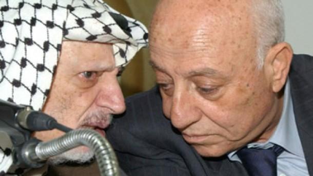 Arafat-Vertrauter Qurei stellt Bedingungen