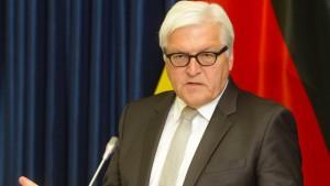 Steinmeier: Streit nicht auf einen Begriff reduzieren