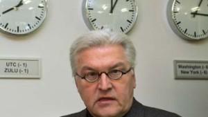 Nicht nur Steinmeier wußte von Masris Entführung