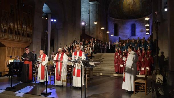 Der Papst zu Besuch bei Luthers Erben