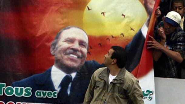 Musterfall Bouteflika?