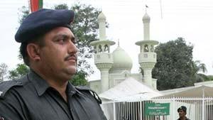 Selbstmordanschlag in Moschee