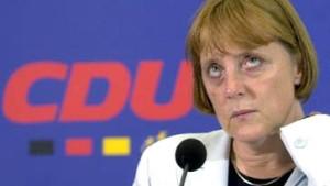 Merkel und die Statik der CDU