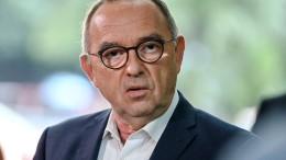 SPD-Chef Walter-Borjans will noch nicht gratulieren