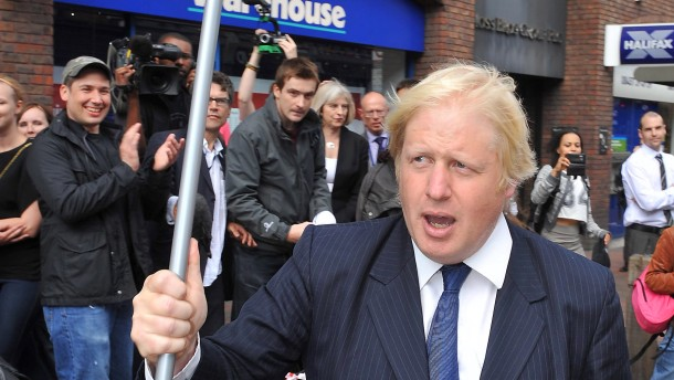 Mit London gegen Downing Street