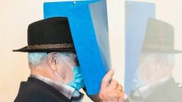Urteil gegen früheren KZ-Wachmann rechtskräftig