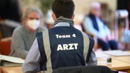 Südafrika-Variante des Coronavirus erstmals in Deutschland entdeckt