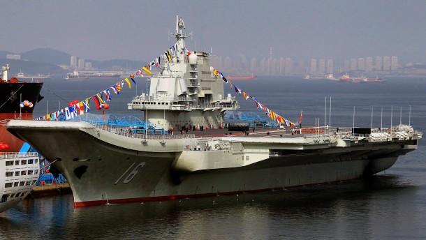 China zentralisiert Kommandostruktur