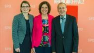 Neue Minister für Dreyers Kabinett