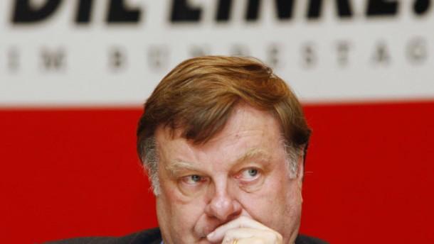 Linkspolitiker Ooyen: Ich bin unbelastet